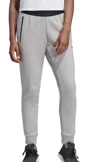 Pantalon adidas Training W Id Stadium Mujer Gr/ng