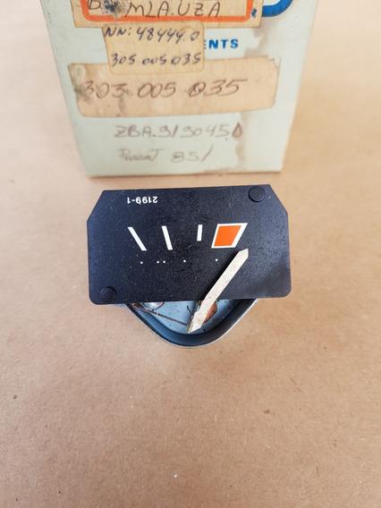 Relógio Indicador Combustível Passat 85 Em Diante Original