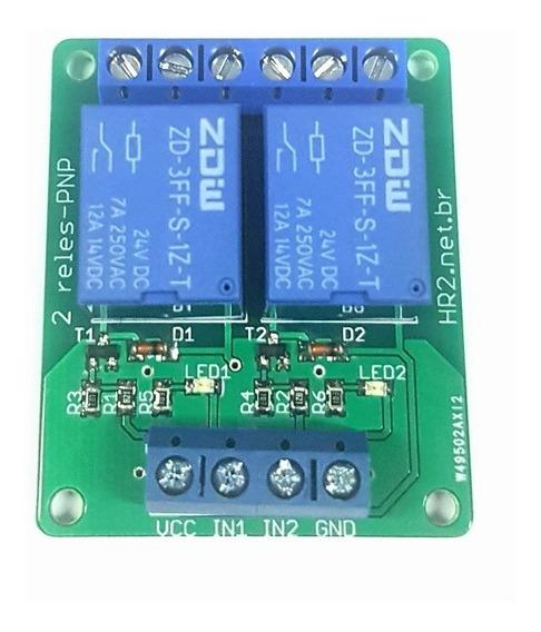 Módulo Rele 24v Automação - Interface 2 Bornes