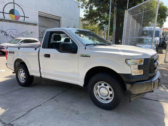 Ford F-150 3.5 Cabina Regular V6 4x4 At 2017