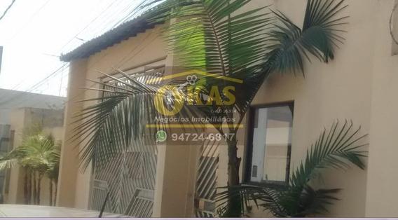 Casa Para Venda Em Suzano, Caxangá, 2 Dormitórios, 1 Banheiro, 1 Vaga - Ca0251_1-1413559