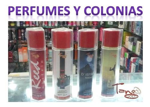 Imagen 1 de 5 de Perfumes Y Colonias Al Por Mayor Para Negocio 80 Fragancias