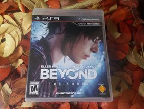 Beyond: Two Souls - Inglês - Mídia Física Ps3 Frete R$ 11,98