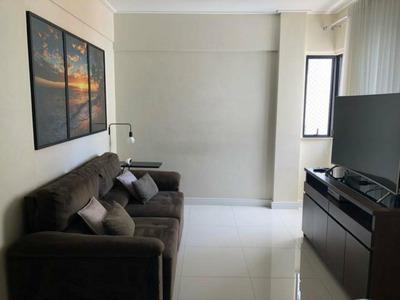 Apartamento Cobertura Duplex 3 Quartos Sendo 2 Suítes 120m2 No Costa Azul - Tpa136 - 33907422