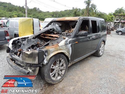 Sucata Land Rover Discovery 3 V6 2008 Para Venda De Peças!