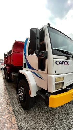 Imagem 1 de 9 de Ford Cargo 1622 Caçamba