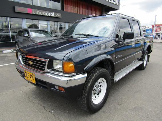 Chevrolet Luv Doble Cabina