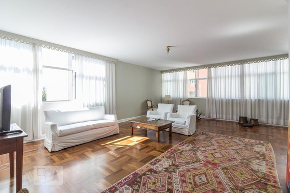Apartamento No 11º Andar Com 3 Dormitórios E 2 Garagens - Id: 892804890 - 104890