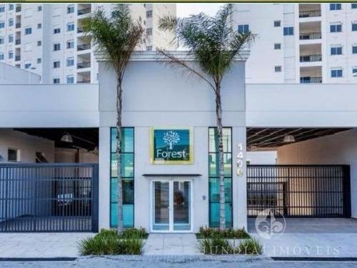 Vendo Apartamento No Forest , Jardim Ana Maria Em Jundiaí, 82 M², Três Dormitórios, Duas Vagas Cobertas. - Ap00129 - 4295107