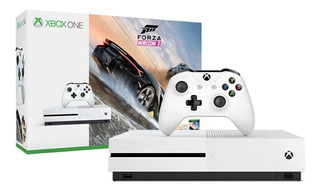 Microsoft Xbox One S 500GB Forza Horizon 3 Bundle blanca