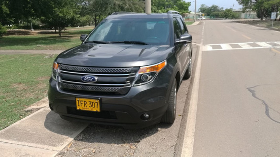Ford Explorer Limited, Full, Unico Dueño, Se Parque Sola