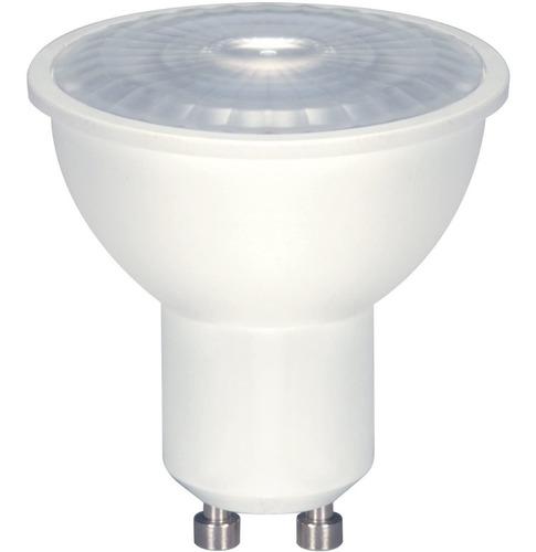 Lâmpada Led Dicroica Gu10 5w Bivolt Branco Quente Ou Frio