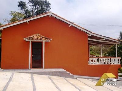Chácara Completa Em Condomínio Em São Roque - 2415