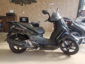Dafra Citycom S300 2019 Preta 5000 Km