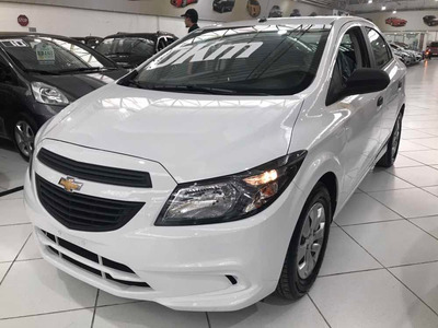 Chevrolet Prisma Joy 1.0 Flex - 2019/2019 - 0km