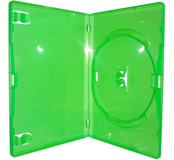 100 Box Dvd Verde Amaray Original