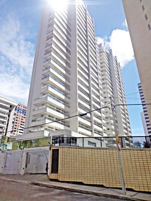 Apartamento No Meireles Com 3 Quartos, Lazer Completo, Vagas