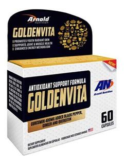 Goldenvita - 60 Cápsulas - Arnold Nutrition