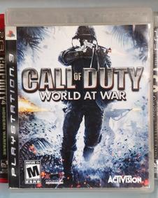 Call Of Duty World At War® -ps3 - Mídia Física
