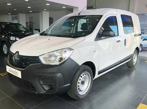 Renault Kangoo Express Confort 2021 0km Cuotas Financia