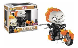 Funko Pop Ghost Rider Px Exclusive Marvel
