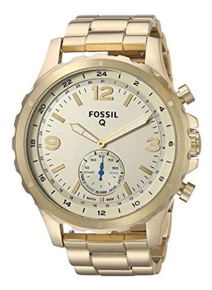 Reloj Fossil Hybrid Smartwatch Ftw 1142