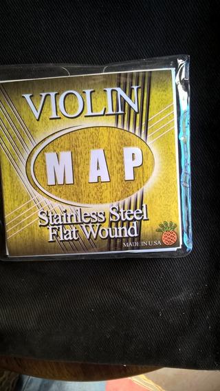 Cuerdas Para Violin 10 Vds