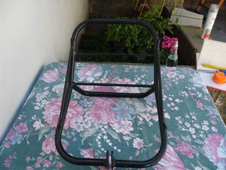 Porta Equipaje Delantero De Moto Zanella 110cc