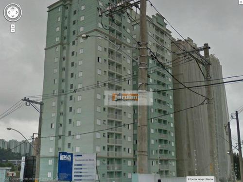 Apartamento Residencial À Venda, Vila Gonçalves, São Bernardo Do Campo. - Ap0914