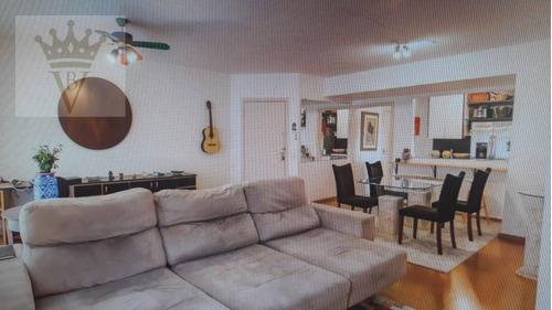 Apartamento Com 3 Dormitórios À Venda, 108 M² Por R$ 950.000 - São Judas - São Paulo/sp - Ap5568