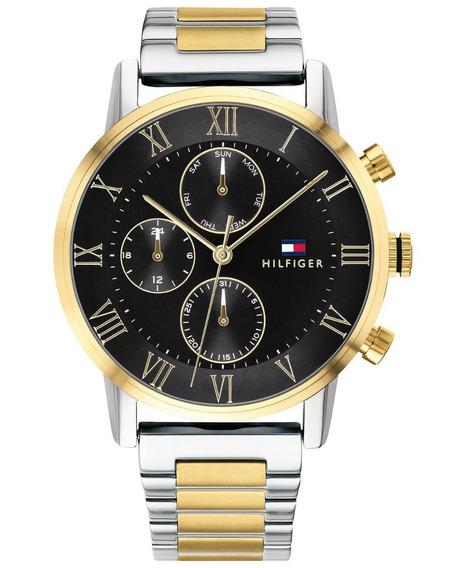 Reloj Tommy Hilfiger Miltifuncion 1791539 Inotech 2000