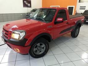 Ford Ranger Sport Xls Cs 2012 Vermelha 2.3 Gas Mec 69 Km