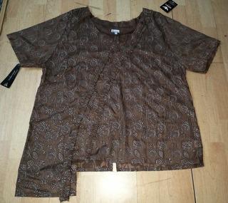 Camisas De Algodón De Mujer Portofem