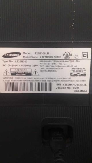 Tv Led Samsung 22 Polegadas