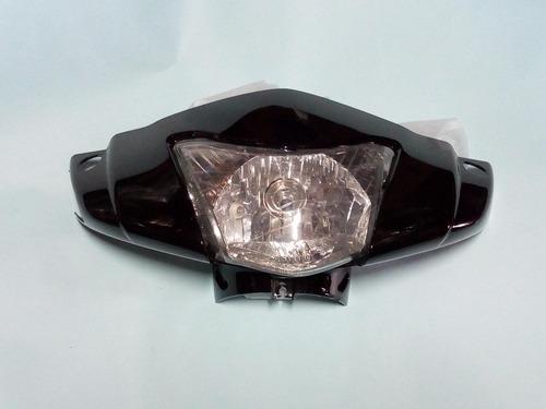 Imagen 1 de 1 de Carenaje Farola Honda Wave C100 Dos Negro