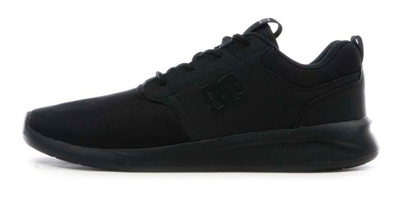 Tenis Hombre Midway Sn Adys700136 Dc Shoes