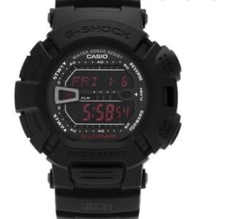 Reloj Casio Mudman G-shock G-9000- Sumergible 200 Mts