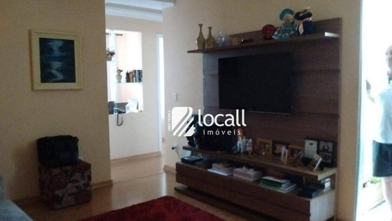 Apartamento Com 3 Dormitórios Para Alugar, 145 M² Por R$ 350.000/mês - Higienópolis - São José Do Rio Preto/sp - Ap1870