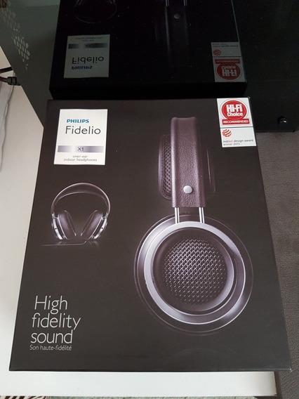 Fone De Ouvido Philips Fidelio X1