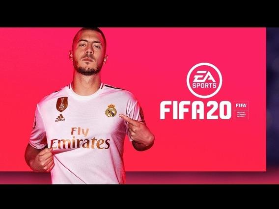Fifa 20 | Key Imediatamente | Online E Todo Completo.
