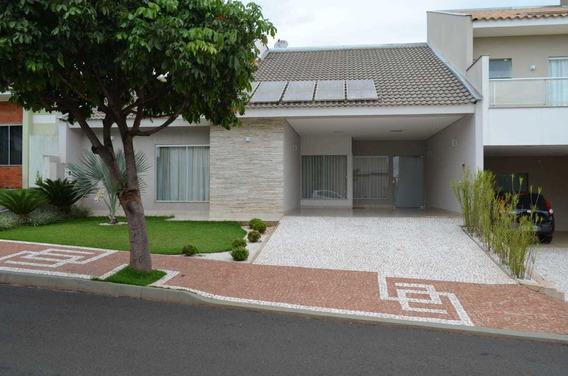Casa De Condomínio Em Ibiporã - Pr - Ca0065_gprdo