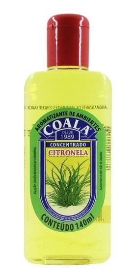 Coala Aromatizante De Ambientes Concentrado 140ml Citron3 Un