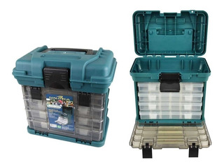 Caixa De Pesca Organizadora Multibox Plano Mb1 Nautika