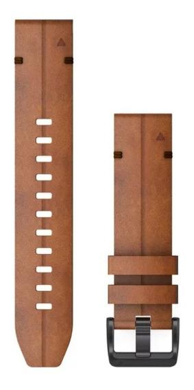 Correa Piel Garmin Quickfit Fénix 5 Y 5 Plus 22mm