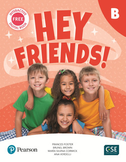 Hey Friends Starter B - Student