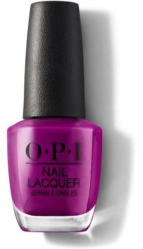 Opi Esmalte Pamplona Purple - Nle50