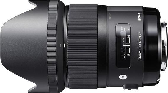 Sigma 35mm F/1.4 Art Dg Hsm ( Canon / Nikon )