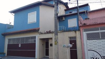 Sobrado Residencial À Venda, Macedo, Guarulhos - So0025. - So0025