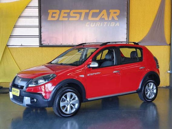 Renault Sandero Stepway 1.6 16v Hi-flex Aut.