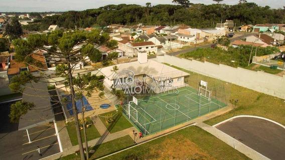 Terreno À Venda, 188 M² Por R$ 132.265,00 - Nações - Fazenda Rio Grande/pr - Te0073